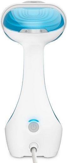 Tefal Dampfbürste Pure Tex DT9530, 1700 W, 4 in 1 Multi-Pad-System: Entkeimen, Glätten, Säubern und Beduften; Für alle Heimtextilien geeignet
