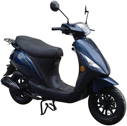 GT UNION Motorroller »Matteo«, 50 ccm, 25 km/h, Euro 5