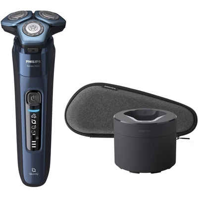 Philips Körperrasierer »Shaver series 7000 - Rasierer - blau/chrom«