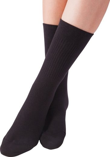 Fußgut Funktionssocken »Thermo-Schichtsocken« (1-Paar) gegen Kälte, isolierend bis MinuS 15 °C
