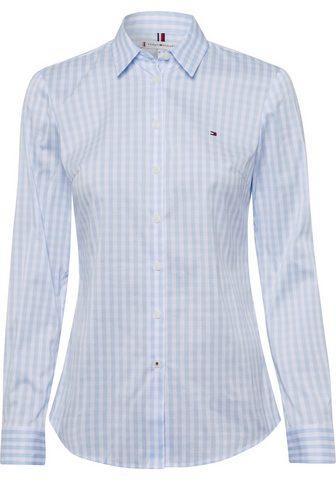 TOMMY HILFIGER Marškiniai »STRETCH POPLIN SLIM SHIRT ...