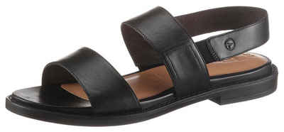 Tamaris »GreenStep« Sandale im schlichten Design