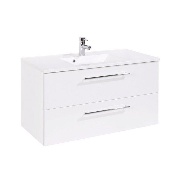 Waschtisch Prato, 100 cm, weiß