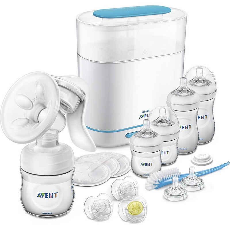 Philips AVENT Babyflasche »Naturnah Starter Set SCD293/00, Vorteilspack,«