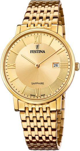 Festina Schweizer Uhr »Festina Swiss Made, F20020/2«