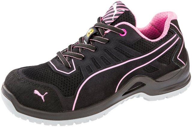 PUMA Damen Sicherheitsschuh »Fuse TC Pink« | Schuhe > Sicherheitsschuhe | Puma