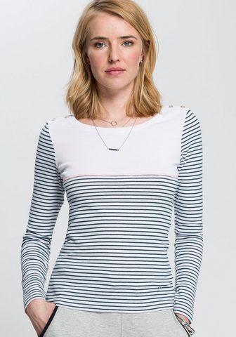 AJC Marškinėliai ilgomis rankovėmis su mar...