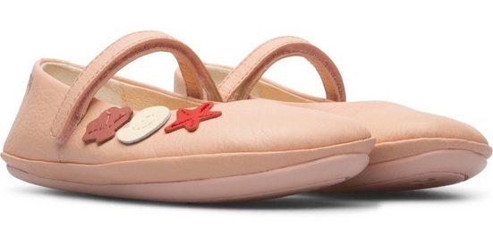 Camper »TWSS« Ballerina mit süßen Aufnähern