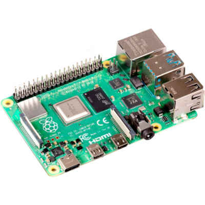 Raspberry Pi Foundation »Raspberry Pi 4 model B 8GB LPDDR4« Mainboard