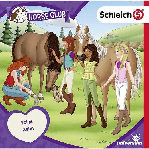 Universum Hörspiel »CD Schleich - Horse Club 10«