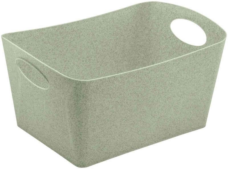 KOZIOL Aufbewahrungsbox »BOXXX M« (1 Stück), spülmaschinengeeignet, 3,5 L