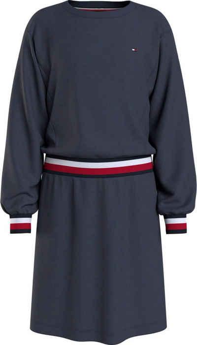 Tommy Hilfiger Jerseykleid »GLOBAL STRIPE KNIT DRESS«