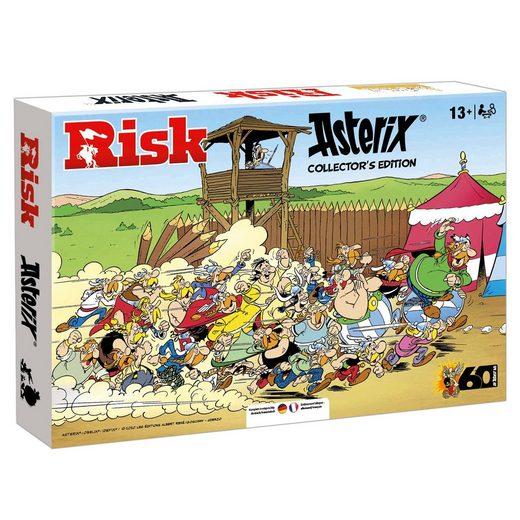 Winning Moves Spiel, Brettspiel »Risiko Asterix und Obelix Collector's Edition«, deutsch / französisch