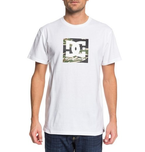 DC Shoes T-Shirt »Square Star«