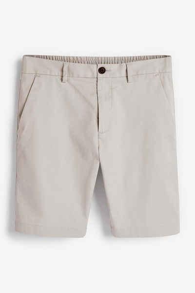 Next Chinoshorts »Chino-Shorts mit elastischem Bund« (1-tlg)