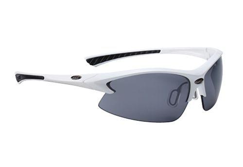 BBB Radsportbrille »Impulse BSG-38 Sonnenbrille weiß« in weiß