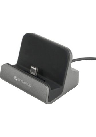 4smarts »USB-C Ladestation VoltDock 10W« Akku-...