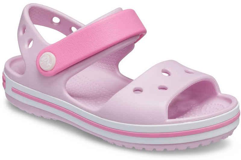 Crocs »Crocband« Sandale mit praktischem Klettverschluss
