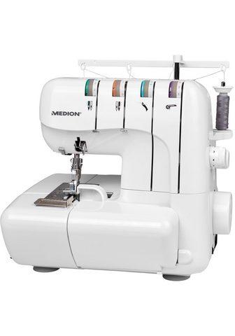 Medion ® Overlock-Nähmaschine MD 18030 Nähen ...
