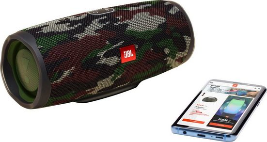 JBL Charge 4 Bluetooth-Lautsprecher (Bluetooth, 30 W)