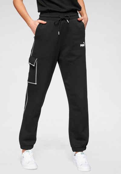 PUMA Jogginghose »PUMA POWER Cargo Pants FL«