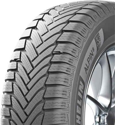 Michelin Winterreifen »Alpin 6«, in verschiedenen Ausführungen erhältlich