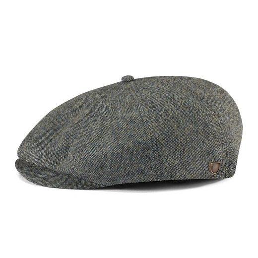 Brixton Schiebermütze »Snap Cap Brood - carolina blue/grey«