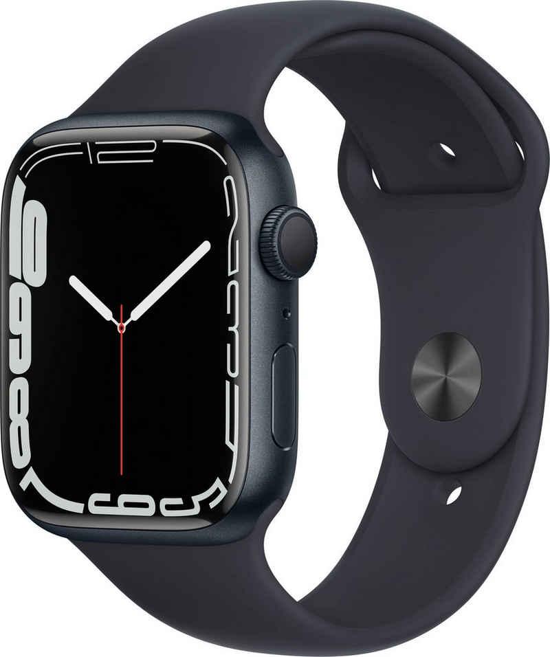 Apple Watch Series 7 GPS, 45mm Smartwatch (Watch OS 8)