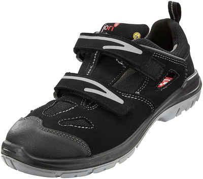 Jori »BLACK EASY« Sicherheitsschuh Sandale, Sicherheitsklasse S1
