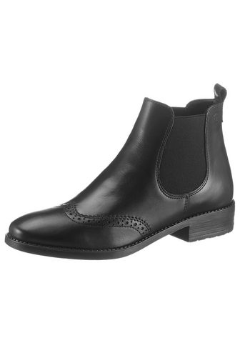 Tamaris Chelseaboots in eleganter imitacija