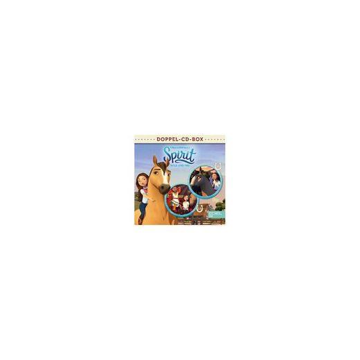 Edel Hörspiel »CD Spirit Doppel-CD-Box Folgen 13 + 14«