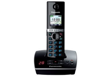 panasonic kx tg8061g schnurloses dect telefon mit ab. Black Bedroom Furniture Sets. Home Design Ideas