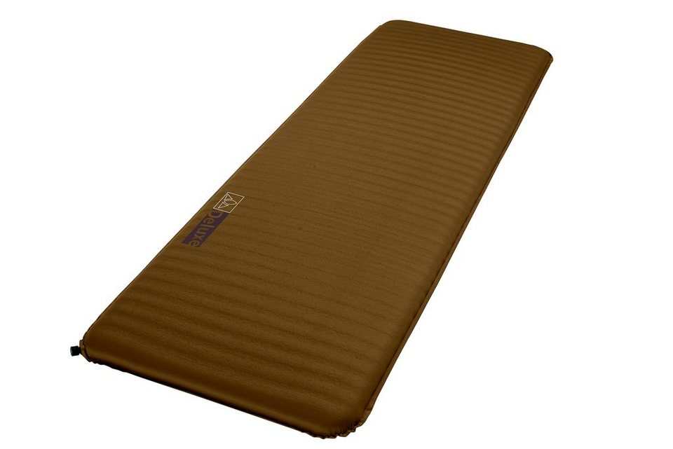 VAUDE Luftmatratze »Deluxe Mat« in beige