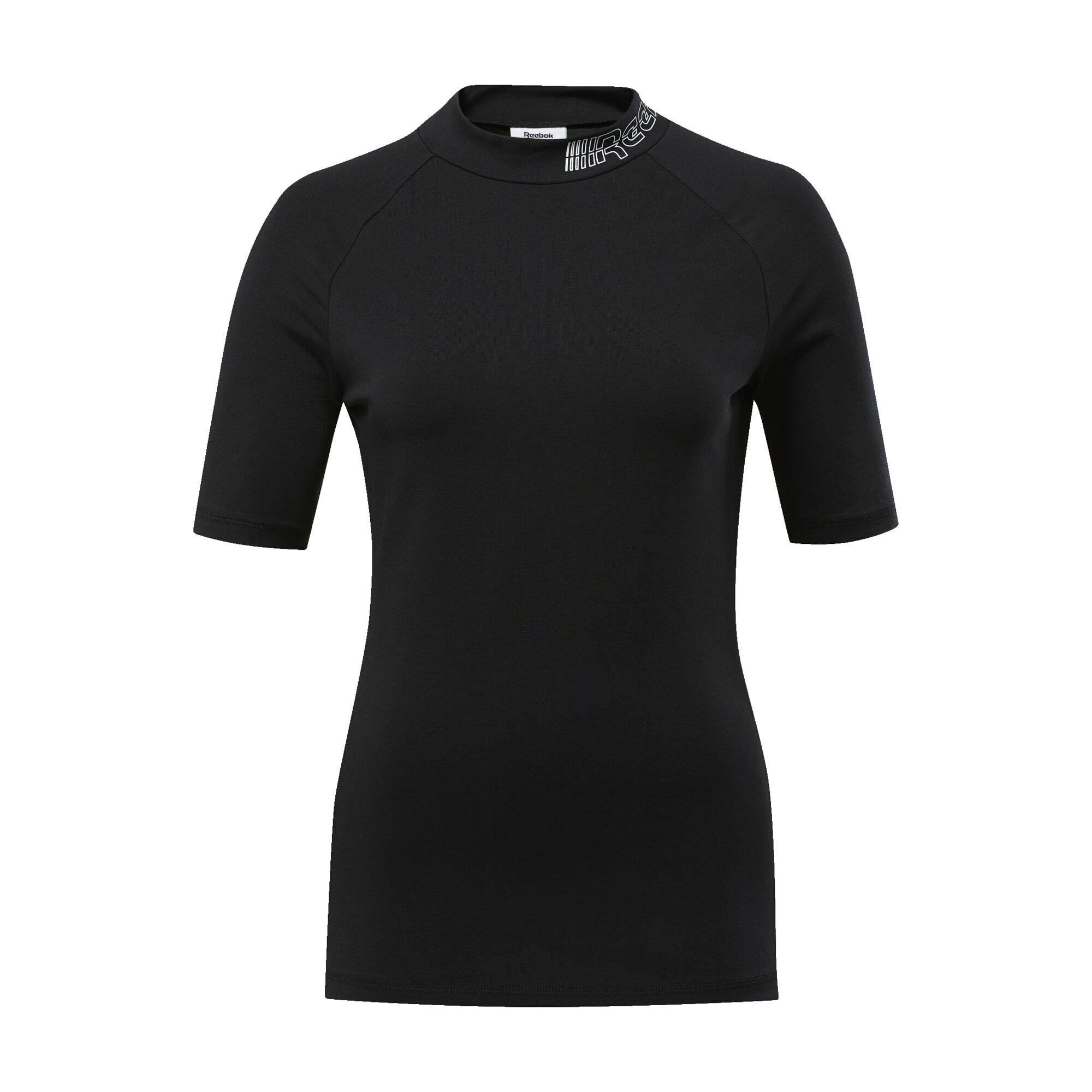 38 Longshirt mit Paillettenapplikation Tiger blau Heine Shirt Longsleeve Gr