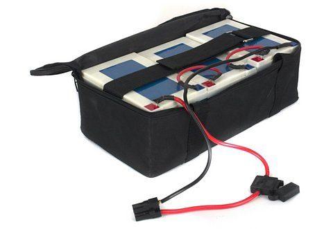 Ersatzakku inkl. Tasche, passend für den Elektroroller »Eco-Fun 20«