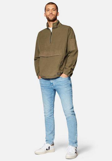 Mavi Kurzjacke »HIGH NECK SHIRT« Overshirt