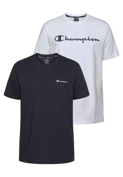 Champion T-Shirt (Packung, 2er-Pack)