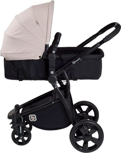 BabyGo Kombi-Kinderwagen »Spring, beige«