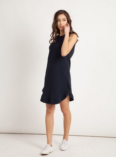 Mavi Jerseykleid »SLEEVELESS DRESS« Rüschen-Kleid