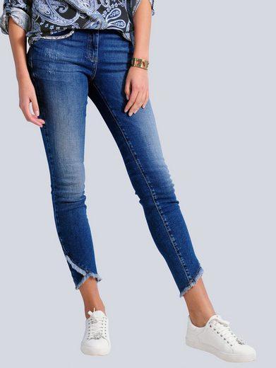 Alba Moda Jeans in Slim Fit Form