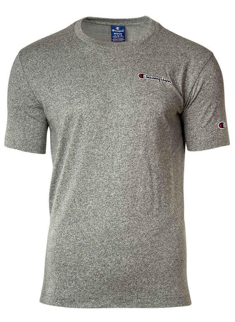 Champion T-Shirt »Herren T-Shirt - Crew Neck, Rundhals, Cotton,«