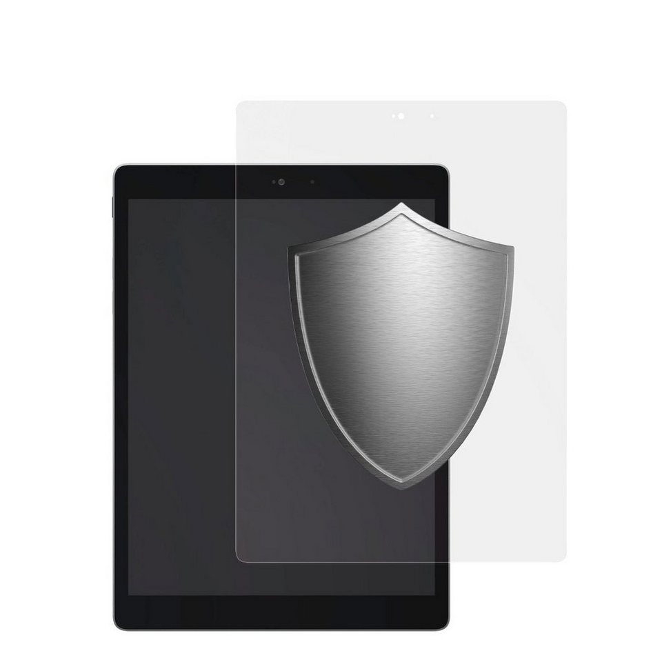 Hama Displayschutzfolie Clear für Tablet-PCs bis 12, Premium, 2 St. in Transparent