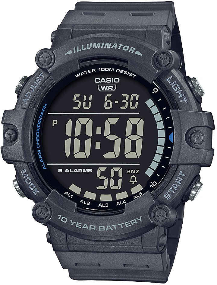 Casio Collection Chronograph »AE-1500WH-8BVEF«