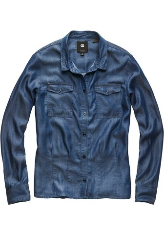G-Star RAW Jeansbluse »Rovic Pleated Džinsai Shir...