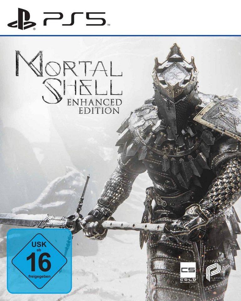 Mortal Shell Enhanced Edition PlayStation 5