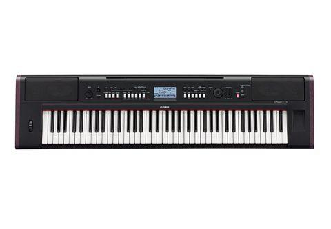 Keyboard Piaggero, Yamaha®, »NP-V80«
