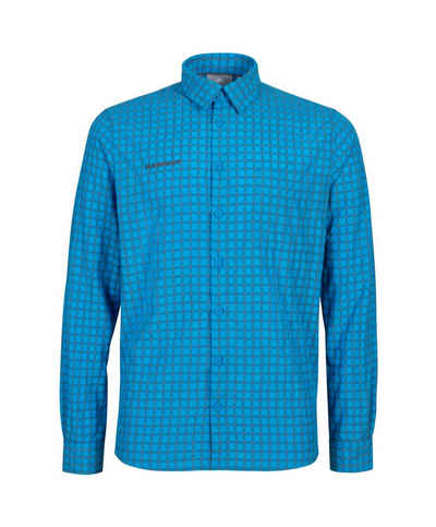 Mammut Langarmhemd »Lenni Longsleeve Shirt Men«
