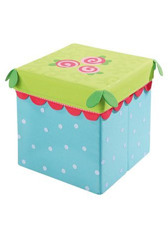HABA® Sitzwürfel/Aufbewahrungsbox, HABA®, »Rosenfee«