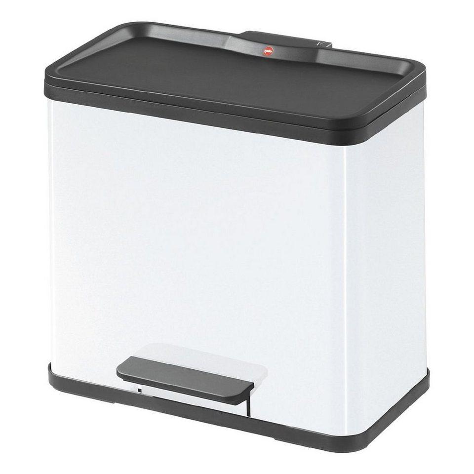 Hailo Abfalltrenner in weiß