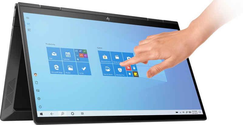 HP ENVY x360 Convert 13-ay0477ng Notebook (33,8 cm/13,3 Zoll, AMD Ryzen 7 4700U, Radeon, 512 GB SSD, Kostenloses Upgrade auf Windows 11, sobald verfügbar)